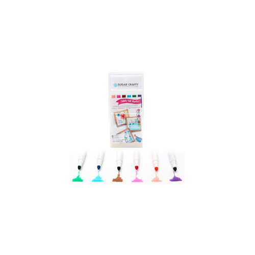 Edible Ink Markers Set 2