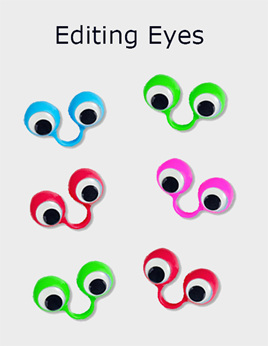 Editing Eyes