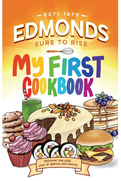 Edmonds My First Cookbook (PRE-ORDER ONLY)