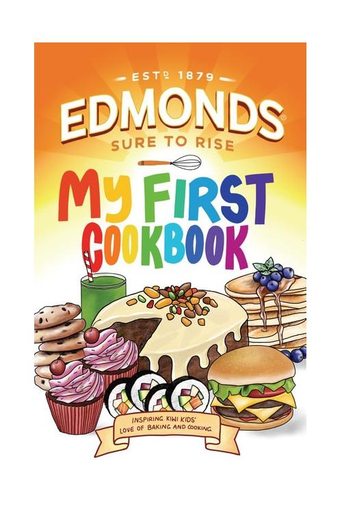 Edmonds My First Cookbook (PRE-ORDER ONLY)