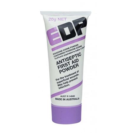 EDP Antiseptic First Aid Powder 20G