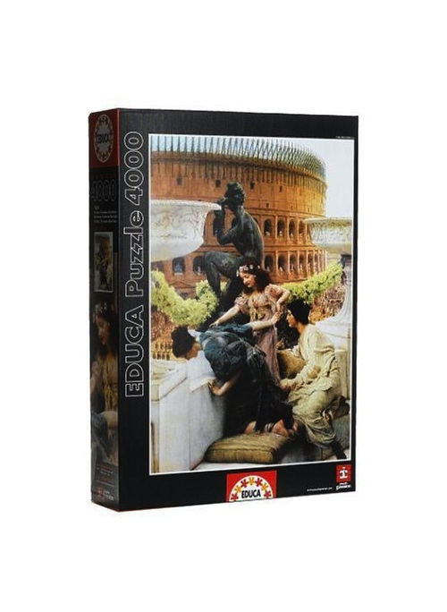 Educa 4000 piece jigsaw puzzle The Colosseum buy at www.puzzlesnz.co.nz