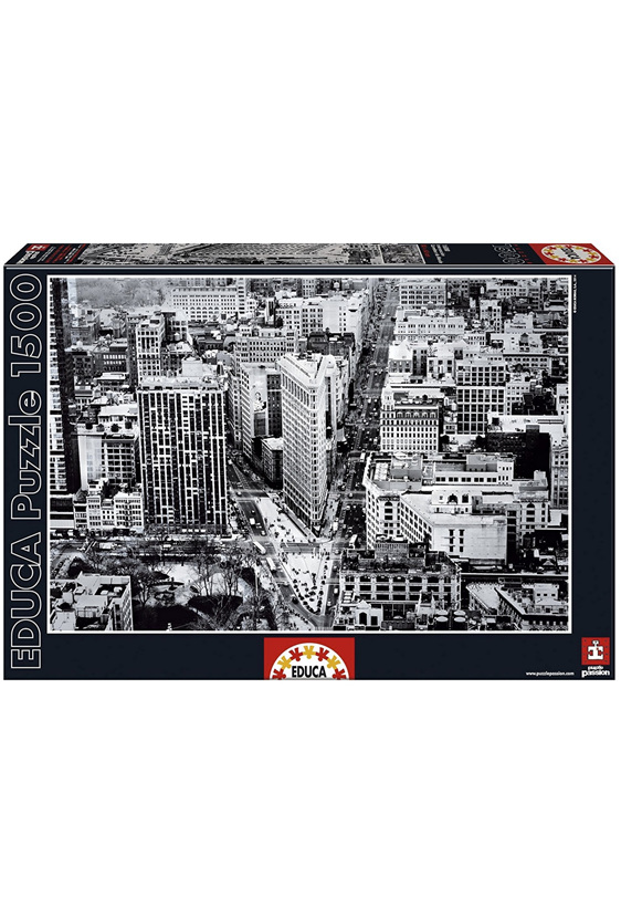 Educa ES16000 Intersection 1500 piece jigsaw puzzle buy at www.puzzlesnz.co.nz