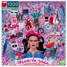 eeBoo 1000 Piece Jigsaw Puzzle: Viva La Vida
