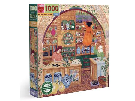 EeBoo Ancient Apothecary 1000 Piece Puzzle