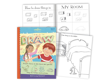 eeBoo Art Book Learn to Draw