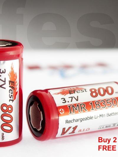Efest - 18350 IMR - 800mAh