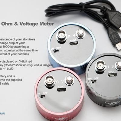 Efest Ohm & Voltage Meter