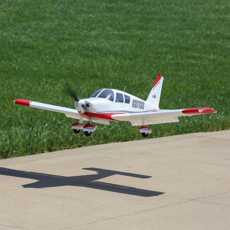Eflite Cherokee 1.3m Bind-N-Fly w/AS3X & SAFE Select