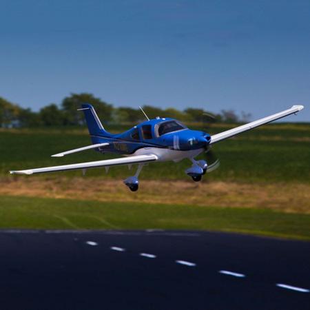 Eflite Cirrus SR22T Bind-N-Fly