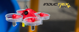 Eflite Inductrix FPV Plus Ready-To-Fly