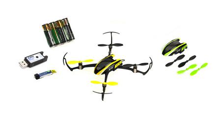 Eflite Nano QX Bind-N-Fly