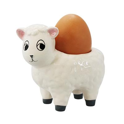Egg Cup - Cute Sheep