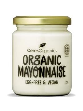 Egg Free Vegan Mayonnaise- 235g