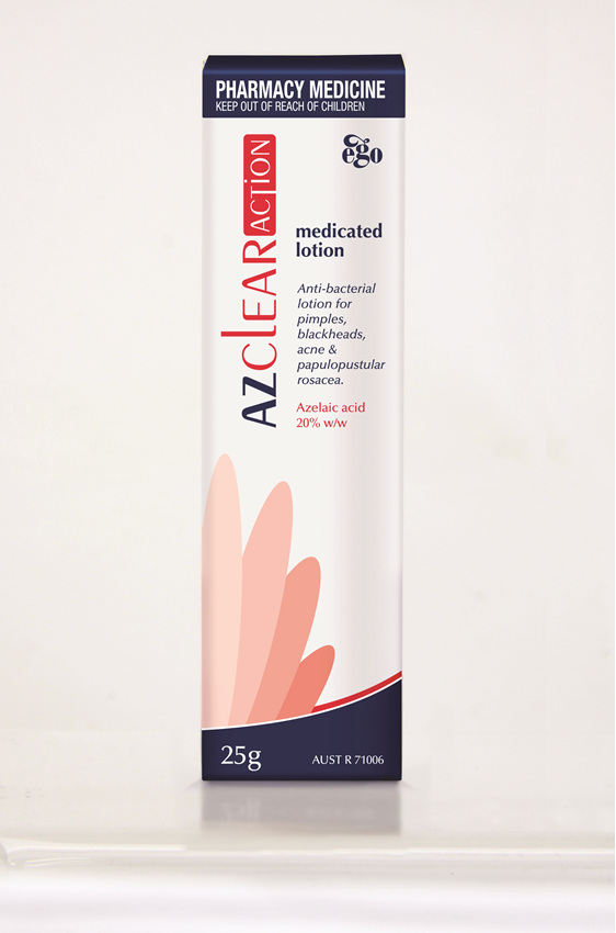 EGO Azclear Action Lotion 25 G