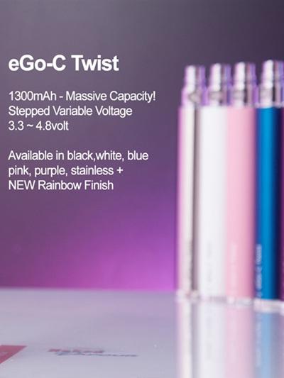 eGo-C Twist - 1300mAh