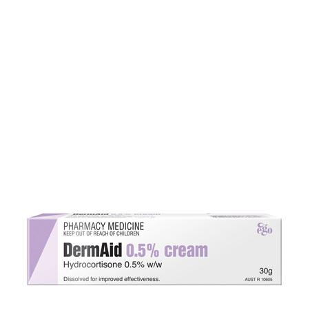 EGO Derm-Aid 0.5% Cream 30g