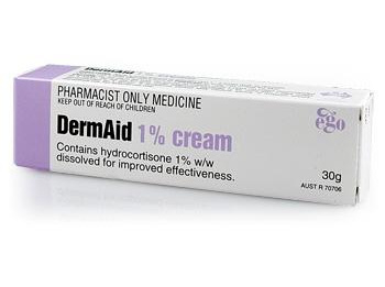 EGO DERM-AID CRM 1% 30GM