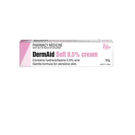 EGO Derm-Aid Soft Cream 0.5% 30g