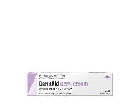 EGO Dermaid 0.5% Cream 30 G