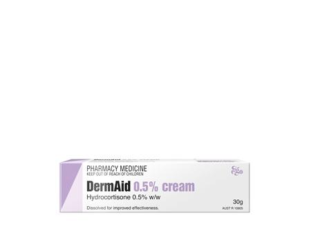 EGO Dermaid 0.5% Cream 30 G
