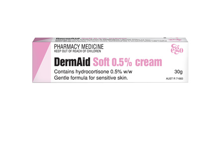 EGO Dermaid Soft 0.5% 30 G