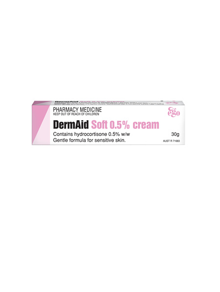 EGO Dermaid Soft 0.5% 30 G