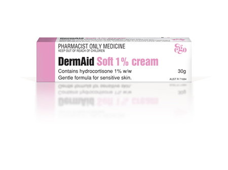 EGO Dermaid Soft 1% 30 G