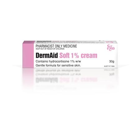 EGO Dermaid Soft 1% 30 G