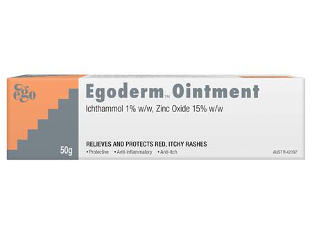 EGO EGOderm Ointment 50 G