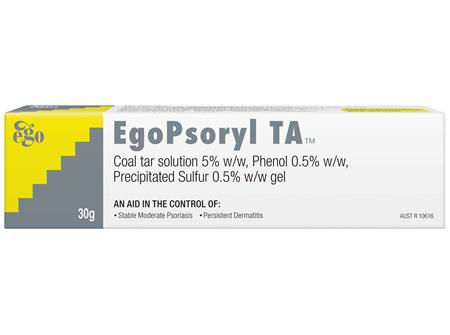 EGO EGOpsoryl Ta Gel 30 G