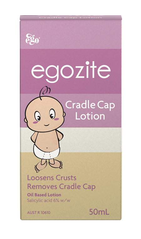 EGO EGOzite Cradle Cap Lotion 50 Ml