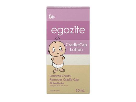 EGO EGOzite Cradle Cap Lotion 50 Ml