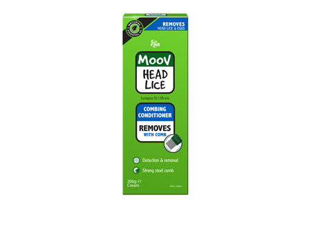 EGO Moov Combing Conditioner 200 Ml