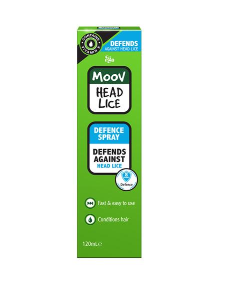 EGO Moov Defence Spray 120 Ml