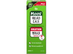 EGO MOOV H/LICE SOLUTION 200ML