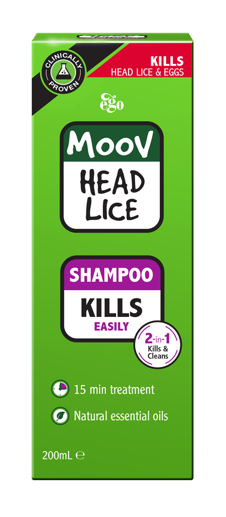 EGO Moov Shampoo 200 Ml