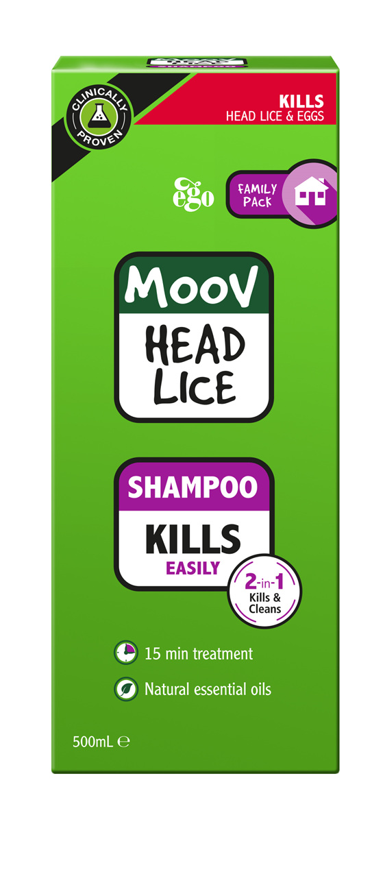 EGO Moov Shampoo 500 Ml