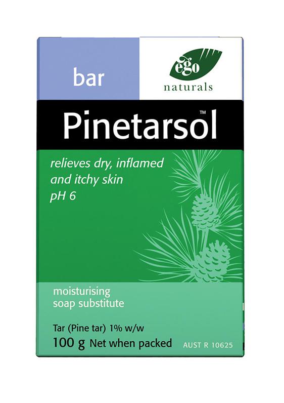 EGO Pinetarsol Bar 100 G