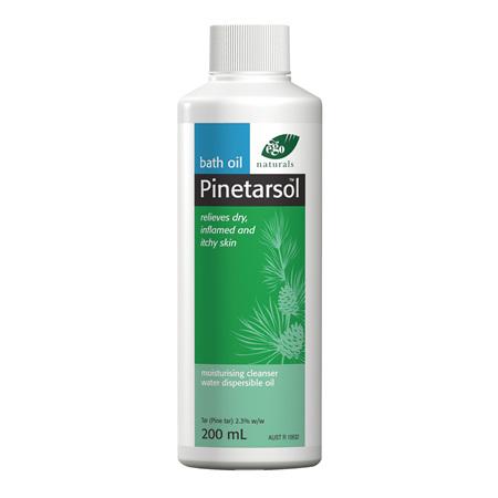 EGO Pinetarsol Bath Oil 200ml