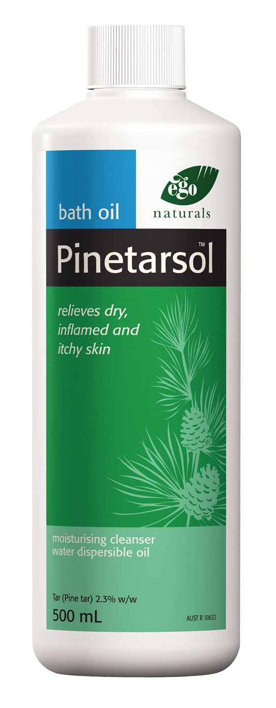 EGO Pinetarsol Bath Oil  500 Ml