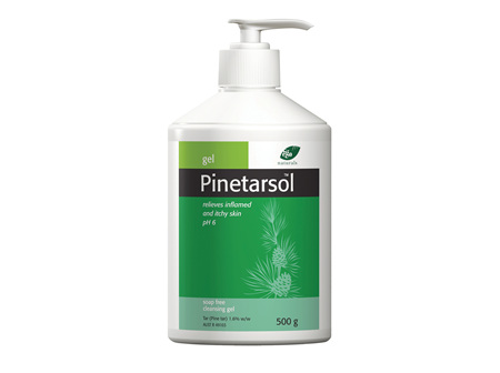 EGO Pinetarsol Gel Pump 500 G