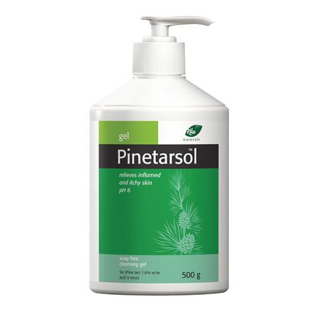 EGO Pinetarsol Gel Pump 500 G