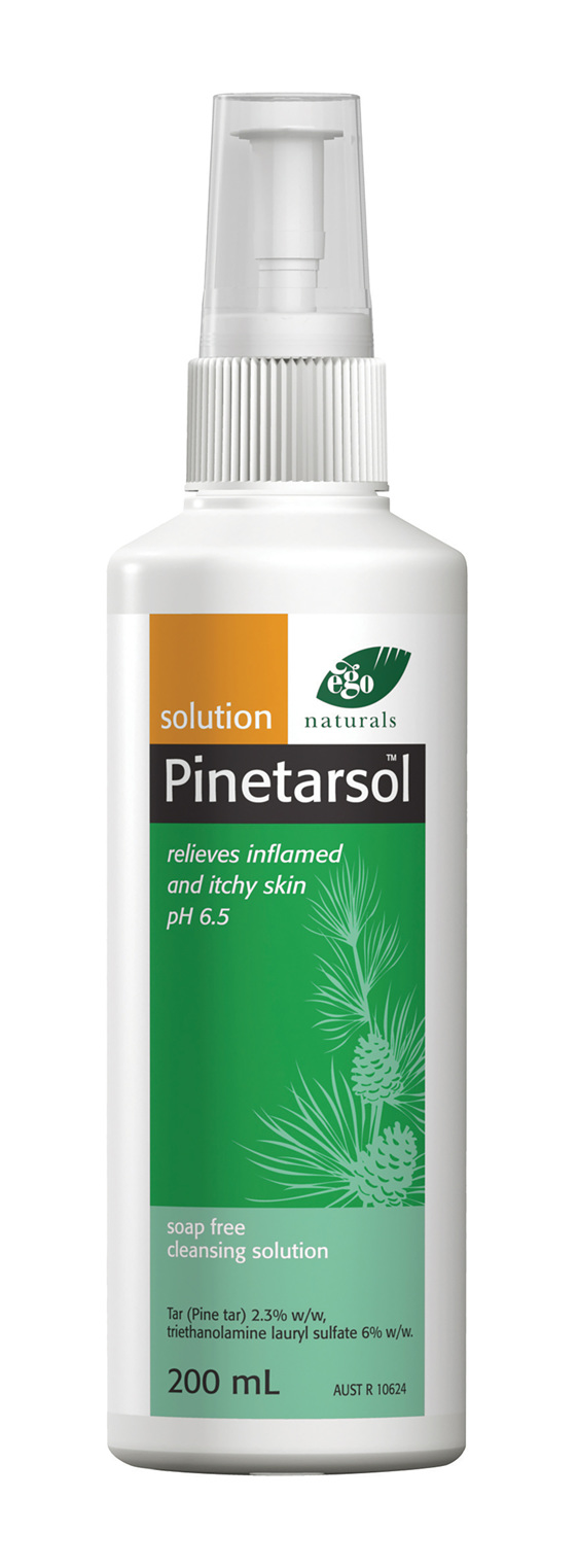 EGO Pinetarsol Shower Pack 200 Ml