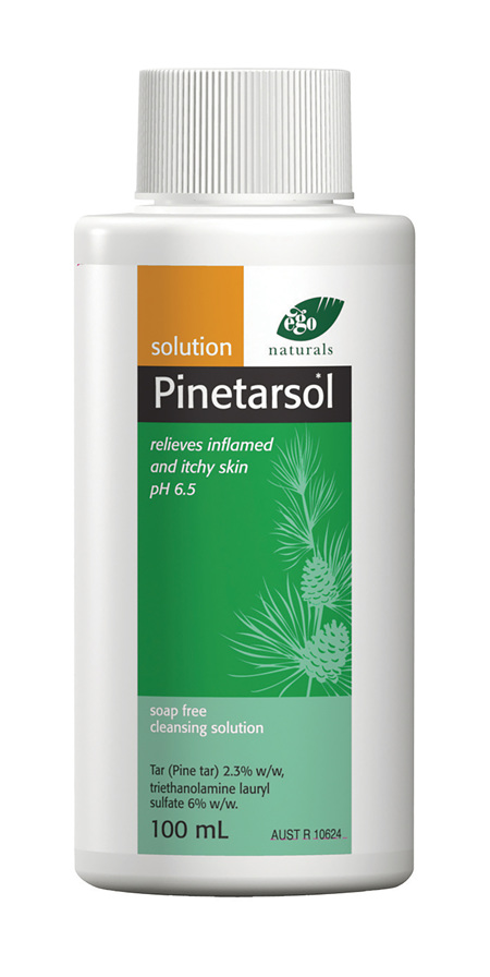 EGO Pinetarsol Solution 100 Ml