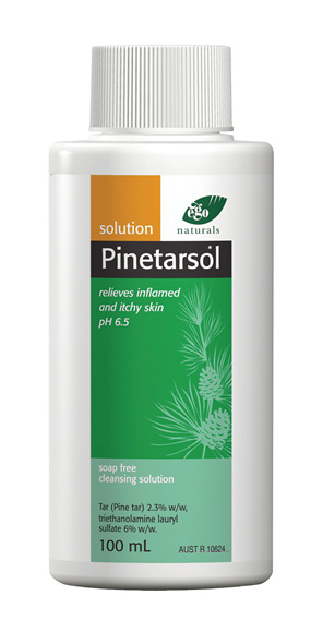 EGO Pinetarsol Solution 100 Ml