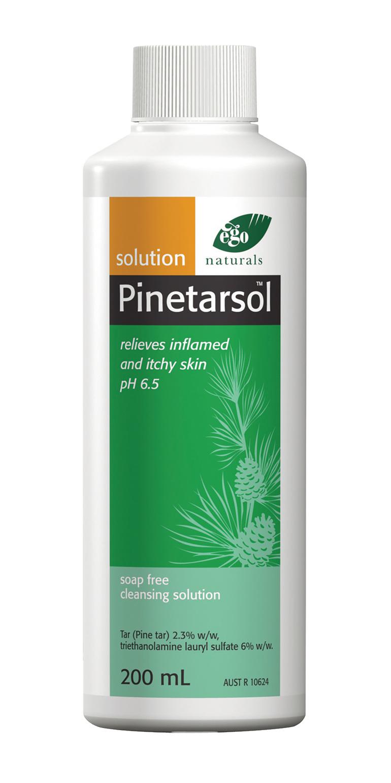 EGO Pinetarsol Solution 200 Ml