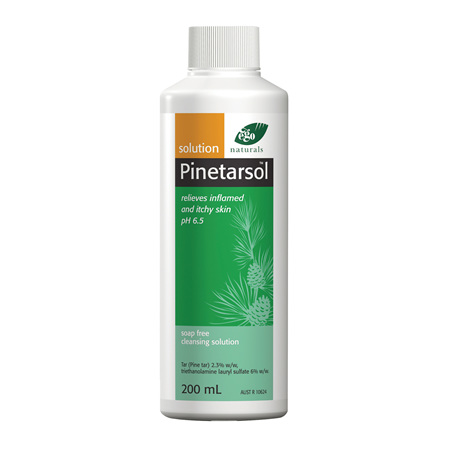 EGO Pinetarsol Solution 200ml