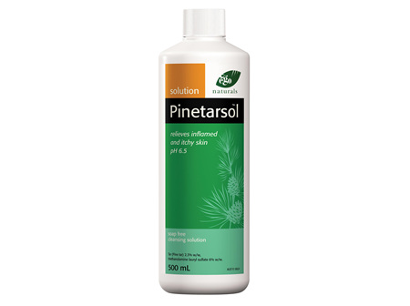 EGO Pinetarsol Solution 500 Ml