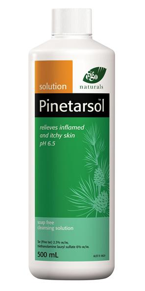 EGO Pinetarsol Solution 500 Ml
